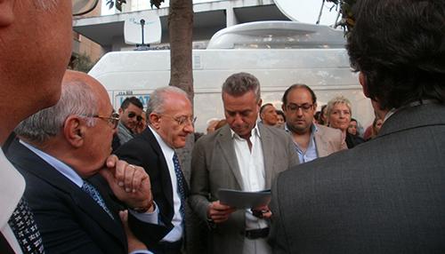 Massimo Ghini a Salerno