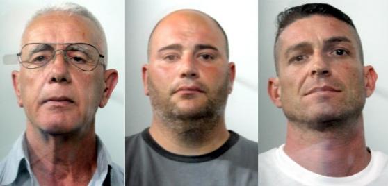 Matteo Vaccaro, Guido Vaccaro e Roberto Esposito