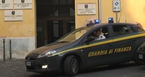 L'ingresso del Tar di Salerno