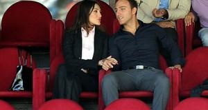 Piero De Luca e moglie
