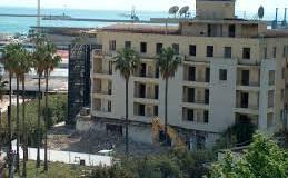 L'ex Jolly Hotel Salerno